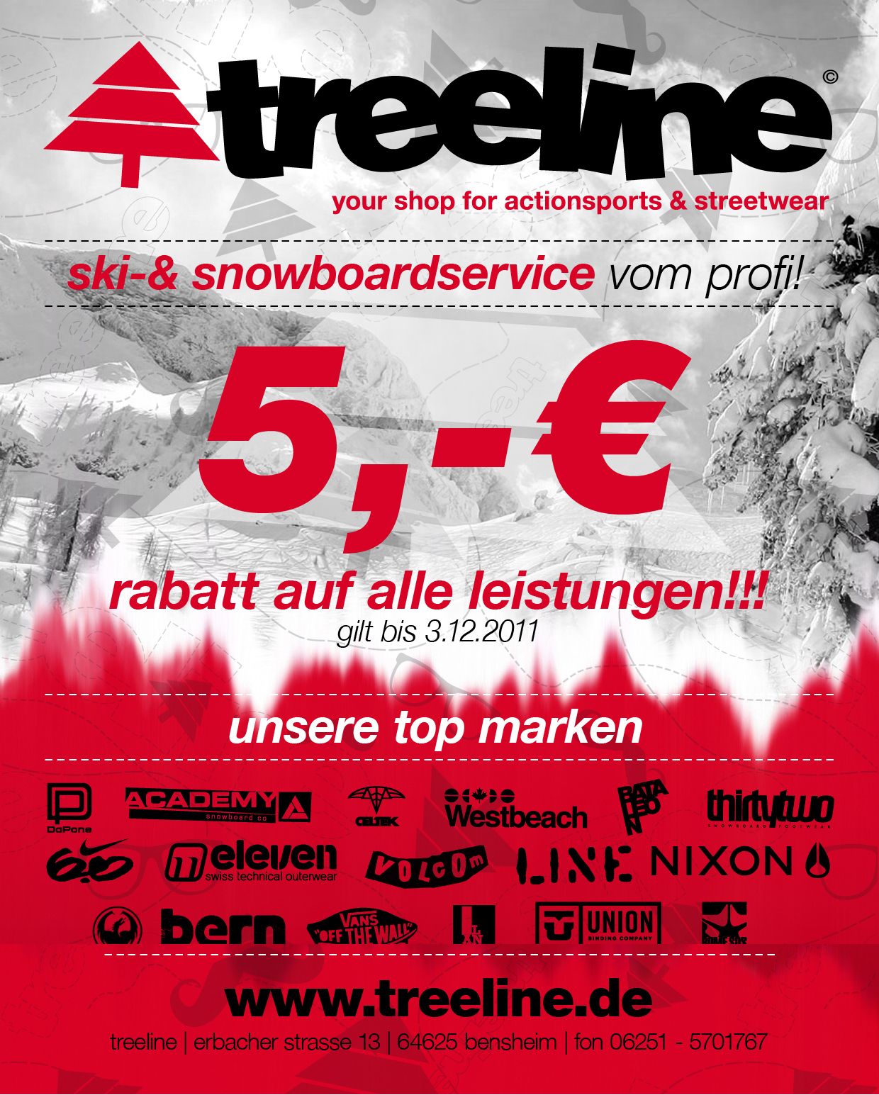 Ski-/Board Service Kick Off